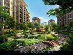 ③最新住宅景观PSD分层文件 景观住宅后期素材 园林景观素材