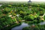 ②著名园林景观PSD分层素材 景观设计效果图素材 园林后期素材