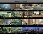 水晶石建筑动画源文件 动画素材(含max ,map等)